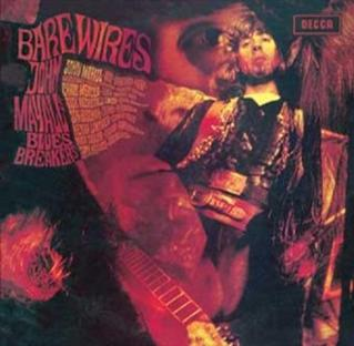 <i>Bare Wires</i> 1968 album by John Mayall & the Bluesbreakers