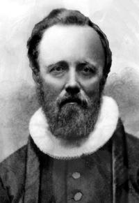 Bernt Julius Muus American clergy