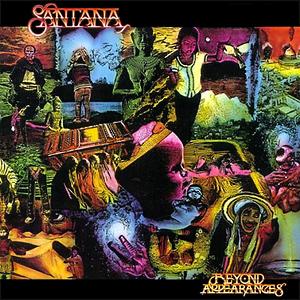 <i>Beyond Appearances</i> 1985 studio album by Santana