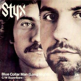 Blue Collar Man (Long Nights)