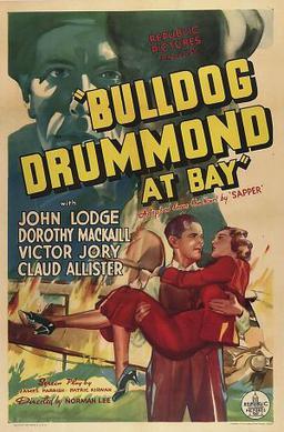 Bulldog Drummond At Bay 1937 Film Wikipedia