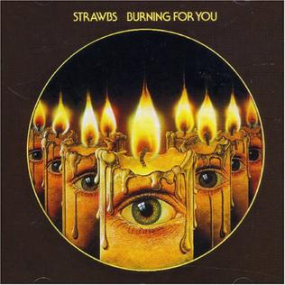 <i>Burning for You</i> album by Strawbs