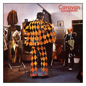 <i>Cunning Stunts</i> (Caravan album) 1975 studio album by Caravan