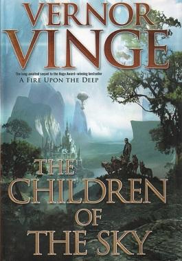 <i>The Children of the Sky</i> novel by Vernor Vinge
