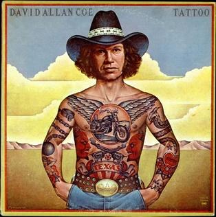 <i>Tattoo</i> (David Allan Coe album) 1977 studio album by David Allan Coe