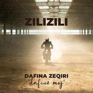 Zili Zili 2020 single by Dafina Zeqiri