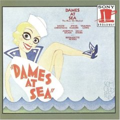 <i>Dames at Sea</i> musical