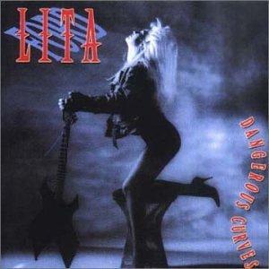<i>Dangerous Curves</i> (album) 1991 studio album by Lita Ford