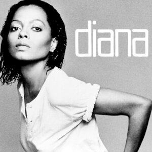 Diana Ross's landmark 1980 album, diana, was h...