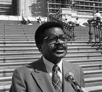 E. J. Josey African-American librarian