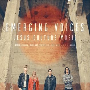 <i>Emerging Voices</i> 2012 live album by Jesus Culture
