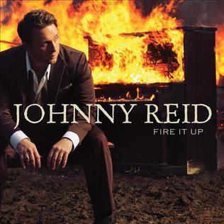 <i>Fire It Up</i> (Johnny Reid album) 2012 studio album by Johnny Reid