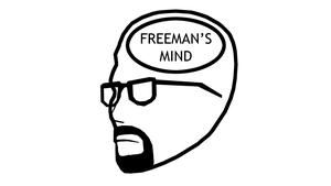 <i>Freemans Mind</i> Machinima series in Half-Life
