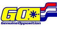 Genuine Opposition Logo