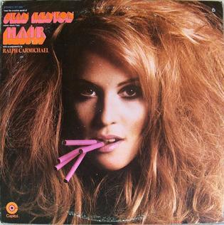<i>Hair</i> (Stan Kenton album) 1969 studio album by Stan Kenton