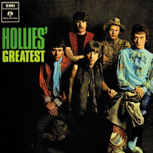 <i>Hollies Greatest</i> 1968 greatest hits album by The Hollies