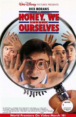Picture of a movie: Honey, We Shrunk Ourselves!