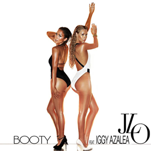 Jennifer Lopez featuring Iggy Azalea or Pitbull - Booty (studio acapella)