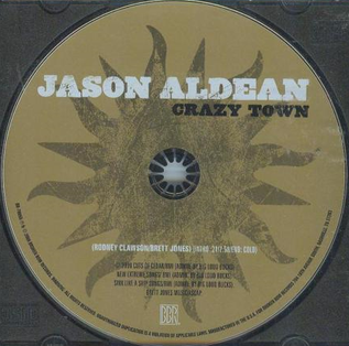 Crazy Town (song) 2010 single by Jason Aldean