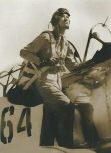 John Ellis Edwards Tuskegee Airmen
