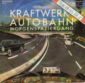 Autobahn (song) song by German electronic band Kraftwerk