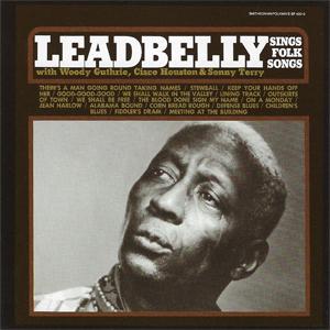 <i>Leadbelly Sings Folk Songs</i> 1989 compilation album by Leadbelly