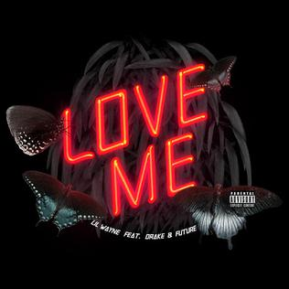 Lil Wayne featuring Drake and Future — Love Me (studio acapella)