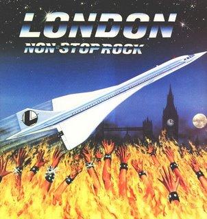 1985 studio album by London