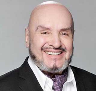 Sergio Bustamante Mexican actor