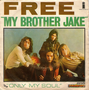 My Brother Jake 1971 song performed by Free