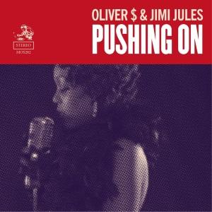 Oliver $ & Jimi Jules — Pushing On (studio acapella)