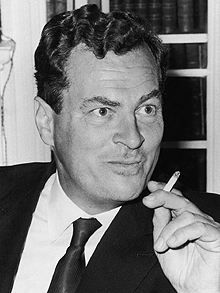 Patrick Leigh Fermor British author, scholar and soldier