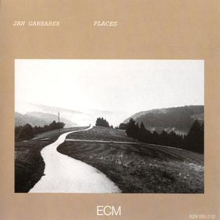 <i>Places</i> (Jan Garbarek album) 1978 studio album by Jan Garbarek