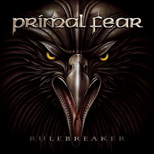 <i>Rulebreaker</i> album by Primal Fear