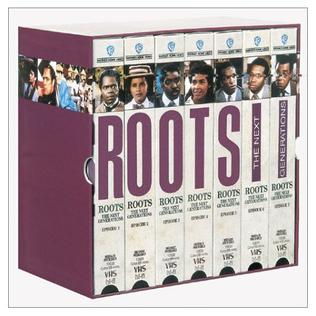 <i>Roots: The Next Generations</i> 1979 American TV miniseries