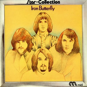 <i>Star Collection</i> (Iron Butterfly album) 1973 compilation album by Iron Butterfly