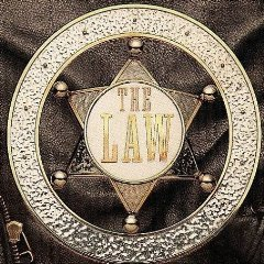 The Law album cover