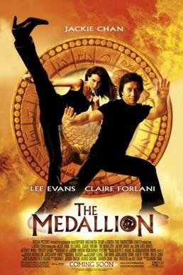 [2003] Huy Hiệu Rồng | The Medallion | 飞龙再生 The_Medallionposter