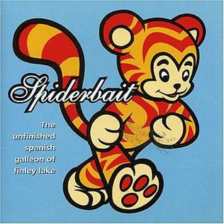 <i>The Unfinished Spanish Galleon of Finley Lake</i> 1995 studio album by Spiderbait