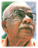 Thikkurissy Sukumaran Nair Indian actor considered as the first superstar in Malayalam cinema