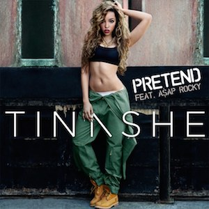 Tinashe featuring ASAP Rocky — Pretend (studio acapella)