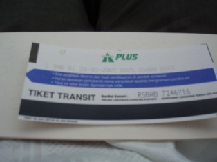File:Toll ticket jpg - Wikipedia