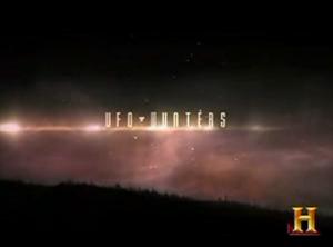 <i>UFO Hunters</i>