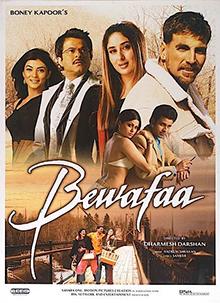 Bewafaa (2005 film) - Wikipedia