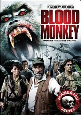 Blood Monkey (2007) Hindi Dubbed Movie *DVD*