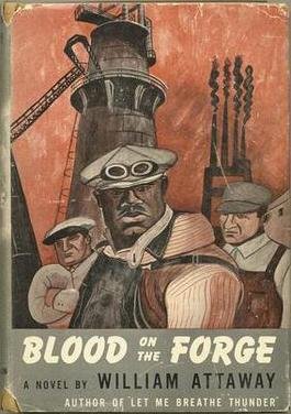 blood on the forge by william Blood on the forge has 295 ratings and 23 reviews tony said: get in the line, the conga line a party, a reception, a wedding after sufficient drink ja.