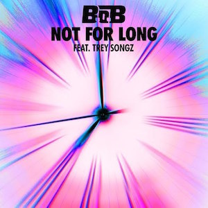 B.o.B featuring Trey Songz — Not for Long (studio acapella)
