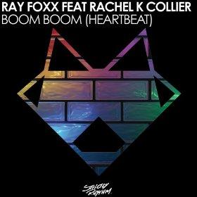 Ray Foxx featuring Rachel K Collier — Boom Boom (Heartbeat) (studio acapella)