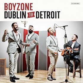 <i>Dublin to Detroit</i> 2014 concept album by Boyzone