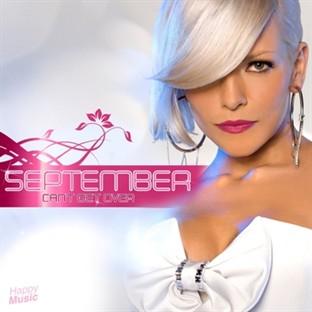 Imagem da capa da música Cant Get Over de September